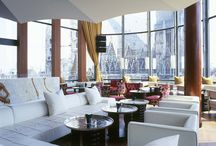 ONYX bar / The hot spot in town, located on the 6th floor of the DO & CO Hotel Vienna