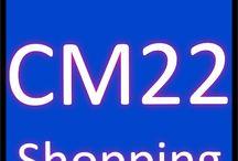 CM22 Shopping / Sales CM22 Postcode district Bishop's Stortford