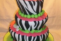Cakes / by Chandra Covil