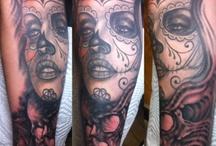 Tattoos / Tatuajes con estilo y pasión!