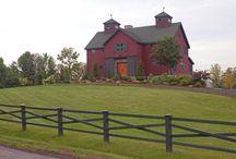 Huis - Barn style