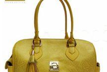"""BAGS - """"Bolsos y accesorios By Laura Guillén """" / Leather- cuero"""
