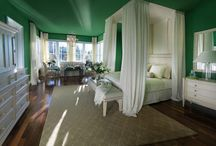 dreamy bedrooms / by Tambra Shroyer