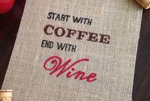 Cofee and Wine