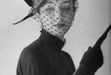 Vintage Fashion / 50s mostly - ever so chic