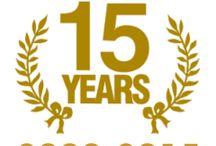15 Anniversario Gelma -15 th anniversary Gelma / 15 Anniversario Gelma -15 th anniversary Gelma 2000-2015