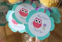 Party! Owls
