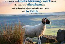 Words of Faith / by Joan Duffy
