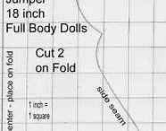 Doll patterns free