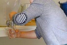 samoobslužná nádoba na pití