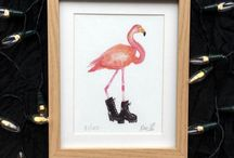 ROSIE WEBB ART / Find Fine Art Giclée prints by Rosie Webb - all available to buy on Desa Life.