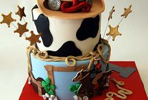 cowboy cakes