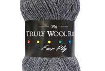Cygnet Truly Wool Rich 4 Ply
