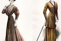 1900s Fashion Plates