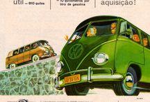 Propagandas antigas VW
