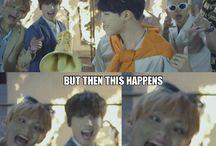 """BTS """"feeling"""""""