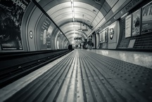 Mass Transit | Transportation / by Mark Haile