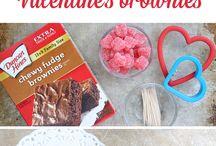 Valentines Day Treats and Recipes