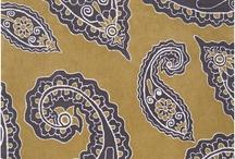 Paisley and Prints