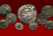 Platyna, mosiądz, brąz i nie tylko... / Kolekcjonerskie monety z platyny, rutenu, mosiądzu, brązu i in. metali menniczych