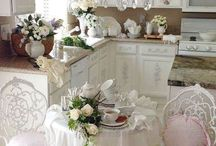 shabby cottage style / Home