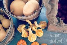 Canal District Farmers Market / Worcester's only year round market celebrating: Eating local, shopping local, farming, farmers markets, cooking and healthy living.  / by Amy Lynn Chase