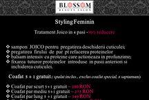 Oferte / Blossom Beauty Salon isi rasplateste clientii prin oferte lunare atractive.