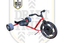 Electric Drift Trike by SupremeMotors