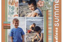 Scrapbook designs / by Kristyn Steckler