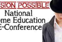 Online Homeschool Conference / Attend a HECOA online homeschool conference - get all the inspiration, resources, tips, and tools you need to be successful at homeschooling!