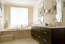 Bathroom designs / by Samantha Morfia Matoushek