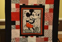 Mickey Mouse for Baby B. / by Betty Ginn