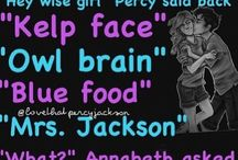 A Dam Seaweed Brain, Wise Girl, and the Other 5 <3 / Lots and lots of books. Yay! (Sutton) / by Kylee (Ruby) B. (Woods)