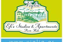 Viglia Studios Porto Heli / Studios and Apartments Porto Heli