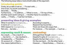 English for academic