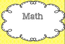 Math / Check out these great math activities for kindergarten centers