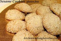 Sesame Cookies Gluten Free / Kitchen Wisdom Gluten Free Sesame Cookies