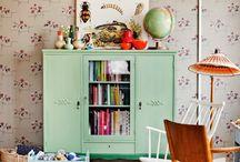 DESIGN:  Kids Rooms / inspiring kids bedrooms