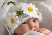 baby booties     baby hat / by yasar soyer
