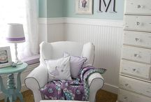 Big Girl Room / The Princess & the Sweet Pea room for my Sweet Pea.   / by Kim G
