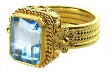 Topaz-Handmade Greek Jewelry / Stone of good luck-exclusive access to the finest Greek jewelry designers, with a focus on Topaz jewelry