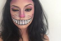 hallowen make-up