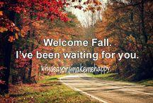 • My Favorite Season [Autumn] •