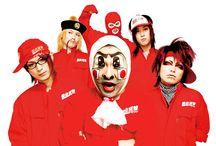 """Funny Rock band of the country / [ヴィジュアルゲイ]仙台貨物 """"Visual gay"""" SENDAI KAMOTSU"""