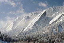 Places: Boulder Flatirons