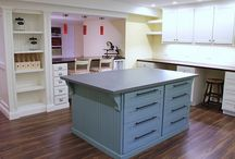 Custom Cabinetry / by Wendy Ackerman