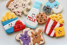 Cookies / by Elizabeth A Kuhnley