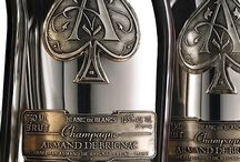 Beautiful Champagne Bottles