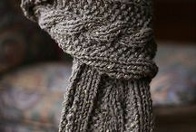 Knitting Stitches, Patterns, and Projects