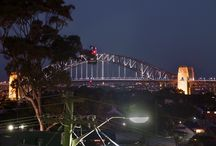 A place with a view / Some of our favourite views from properties for sale or sold by Cobden & Hayson in Sydney's Inner West